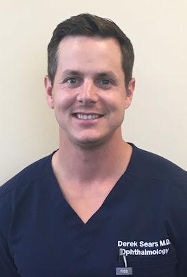 Derek Sears, MD - Ophthalmologist
